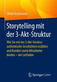 Cover Storytelling mit der 3-Akt-Struktur