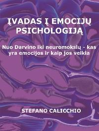 Cover Įvadas į emocijų psichologiją