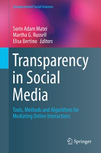 Cover Transparency in Social Media