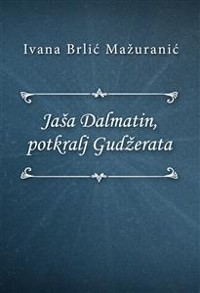 Cover Jaša Dalmatin, potkralj Gudžerata
