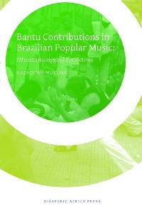 Cover Bantu Contribution in Brazilian Popular Music