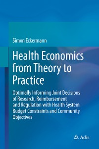 Cover Health Economics from Theory to Practice