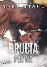 Cover Brucia per me