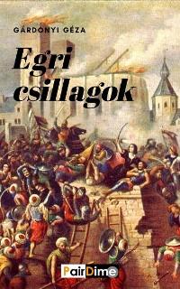 Cover Egri csillagok
