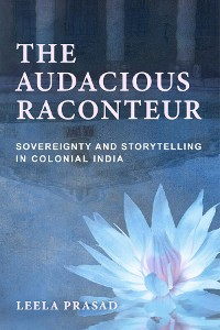 Cover The Audacious Raconteur