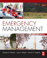 Cover Introduction to Emergency Management