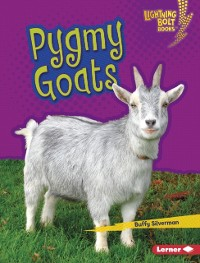 Cover Pygmy Goats