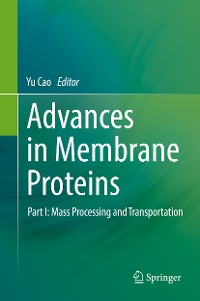 Cover Advances in Membrane Proteins