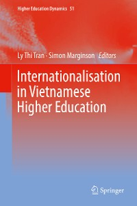 Cover Internationalisation in Vietnamese Higher Education