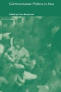 Cover Communitarian Politics in Asia