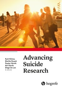 Cover Advancing Suicide Research