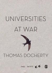 Cover Universities at War