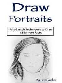 Cover Draw 15 minute portraits