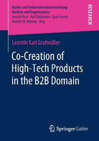 Cover Co-Creation of High-Tech Products in the B2B Domain
