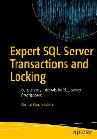 Cover Expert SQL Server Transactions and Locking