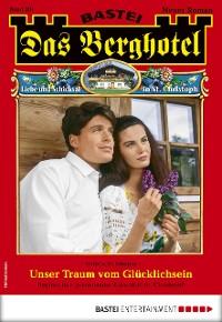 Cover Das Berghotel 201 - Heimatroman