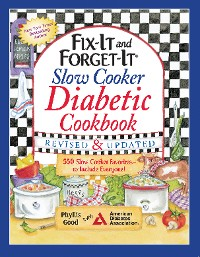 Cover Fix-It and Forget-It Slow Cooker Diabetic Cookbook