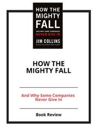 Cover How the Mighty Fall