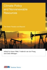 Cover Climate Policy and Nonrenewable Resources
