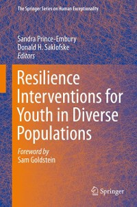 Cover Resilience Interventions for Youth in Diverse Populations