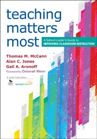 Cover Teaching Matters Most