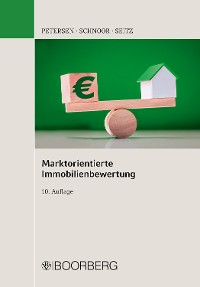 Cover Marktorientierte Immobilienbewertung