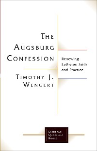 Cover The Augsburg Confession