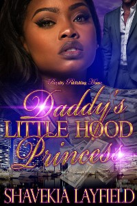 Cover Daddy's Little Hood Princess