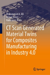 Cover CT Scan Generated Material Twins for Composites Manufacturing in Industry 4.0