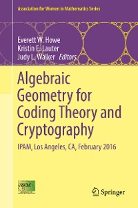 Cover Algebraic Geometry for Coding Theory and Cryptography