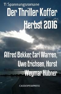 Cover Der Thriller Koffer Herbst 2016