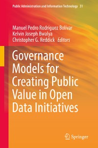 Cover Governance Models for Creating Public Value in Open Data Initiatives
