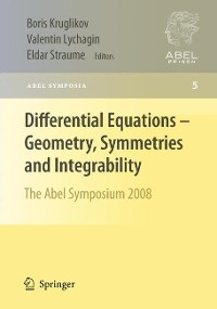 Cover Differential Equations - Geometry, Symmetries and Integrability
