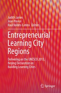 Cover Entrepreneurial Learning City Regions