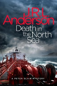 Cover Death in the North Sea
