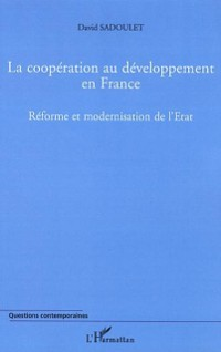 Cover Cooperation au developpementen france