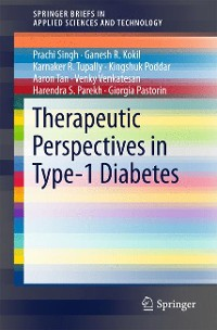 Cover Therapeutic Perspectives in Type-1 Diabetes