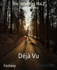 Cover Die Hexe der Rix 2