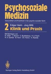 Cover Psychosoziale Medizin Gesundheit und Krankheit in bio-psycho-sozialer Sicht
