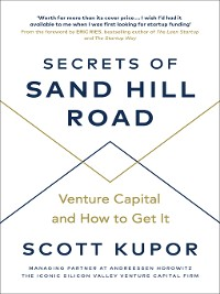 Cover Secrets of Sand Hill Road