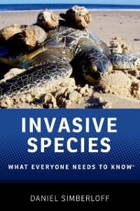 Cover Invasive Species