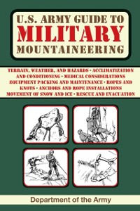 Cover U.S. Army Guide to Military Mountaineering
