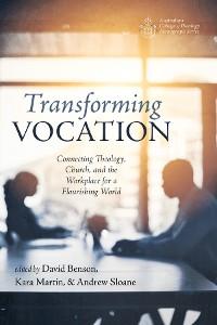 Cover Transforming Vocation