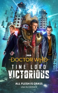 Cover Doctor Who: All Flesh is Grass