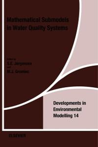 Cover Developments in Environmental Modelling