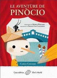 Cover Łe aventùre de Pinòcio