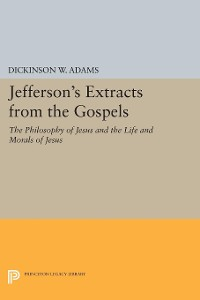 Cover Jefferson's Extracts from the Gospels