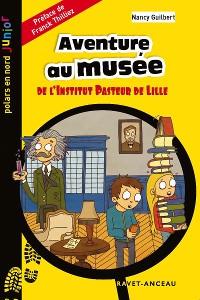 Cover Aventure au musée