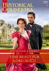 Cover Eine Braut für Lord Holt?