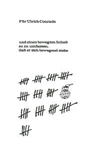 Cover Fur Ulrich Conrads